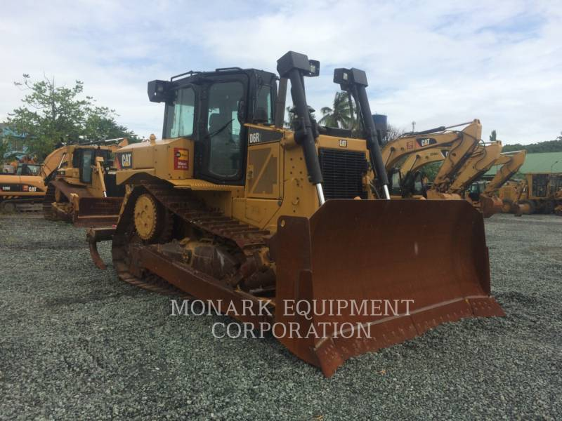 CATERPILLAR TRACTORES DE CADENAS D6R2 equipment  photo 2