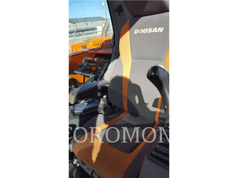 DOOSAN INFRACORE AMERICA CORP. TRACK EXCAVATORS DX190W-3 equipment  photo 5
