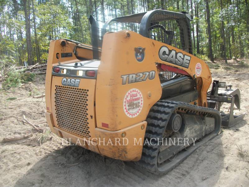 CASE CARGADORES DE CADENAS TR270 equipment  photo 3