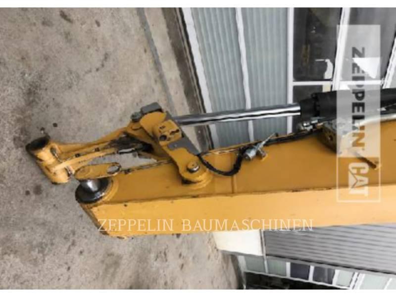 CATERPILLAR PELLES SUR PNEUS M315D equipment  photo 11