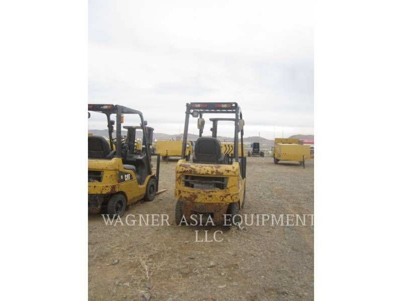 MITSUBISHI CATERPILLAR FORKLIFT ELEVATOARE CU FURCĂ DP15ND equipment  photo 4