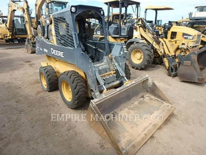 JOHN DEERE MINIÎNCĂRCĂTOARE RIGIDE MULTIFUNCŢIONALE 318E equipment  photo 2