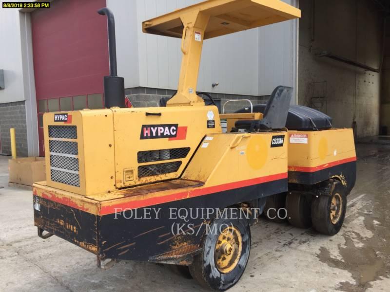 HYPAC COMPACTORS C530AH equipment  photo 1