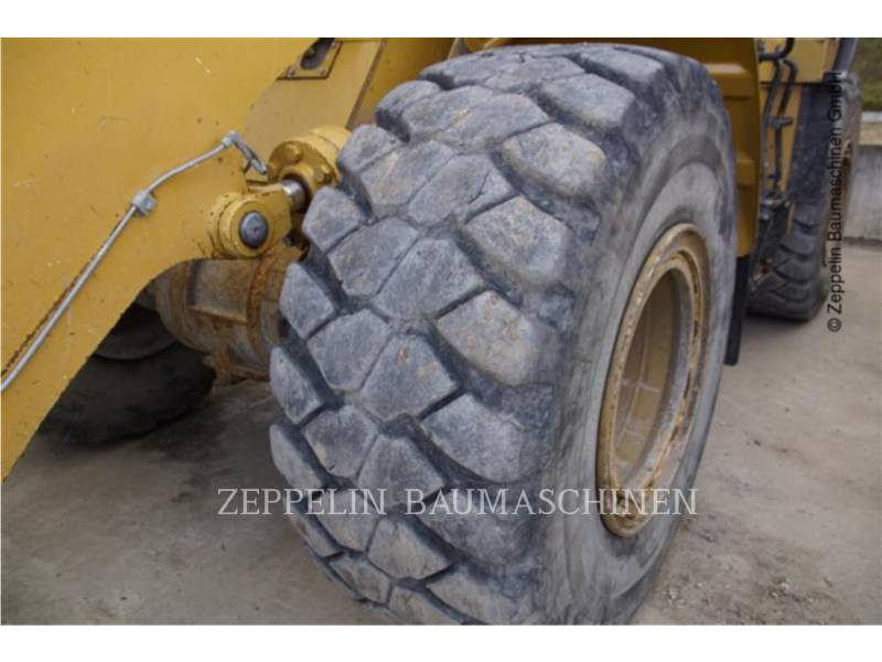 CATERPILLAR CARGADORES DE RUEDAS 950H equipment  photo 8