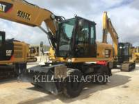 Equipment photo CATERPILLAR M318D ESCAVATORI GOMMATI 1