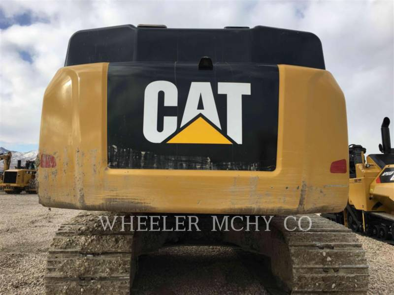 CATERPILLAR EXCAVADORAS DE CADENAS 349F L THM equipment  photo 9