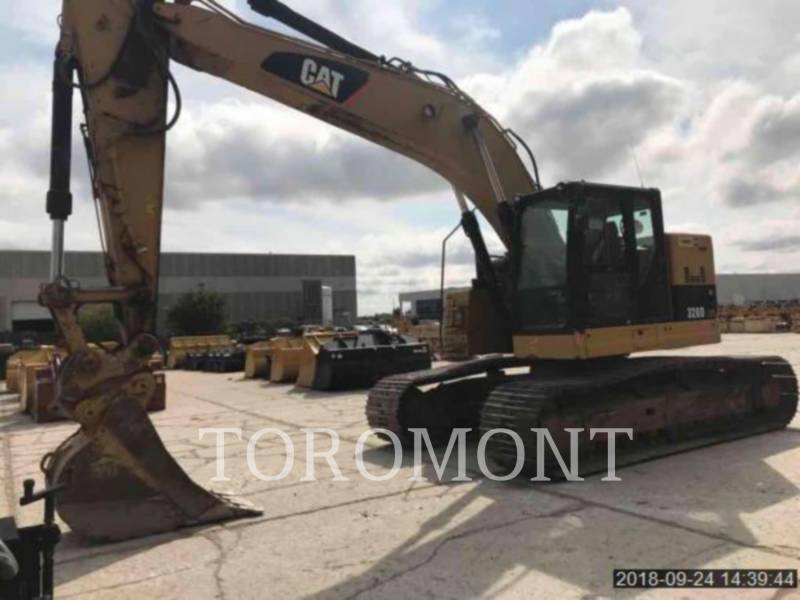 CATERPILLAR TRACK EXCAVATORS 328DLCR equipment  photo 1