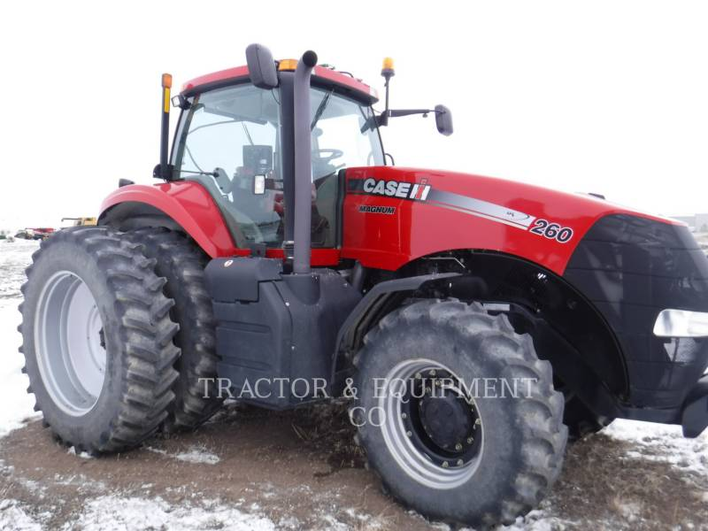 CASE AG TRACTORS 260 MAG equipment  photo 3