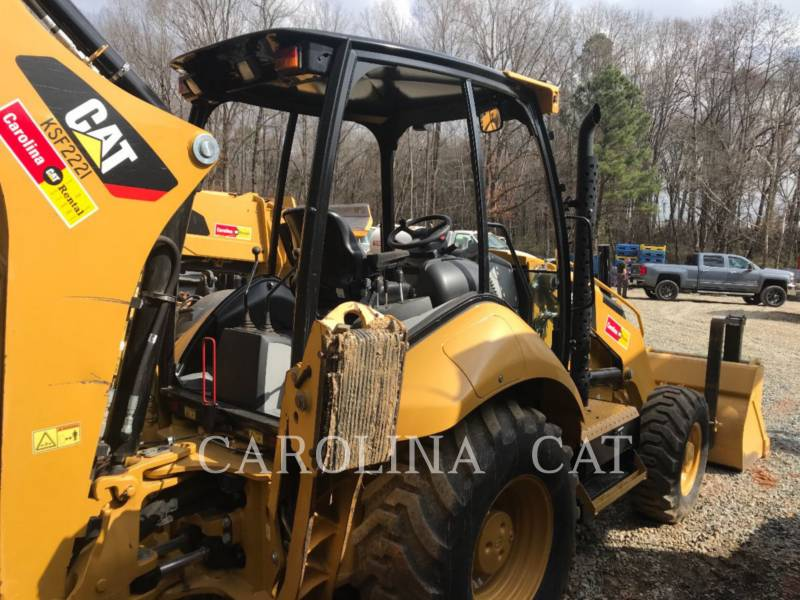 CATERPILLAR BACKHOE LOADERS 416F ST FF equipment  photo 2