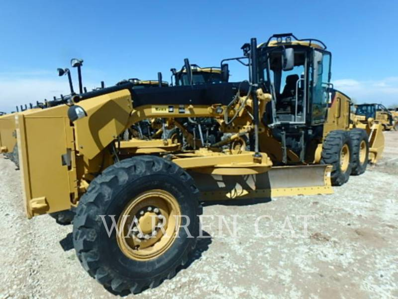 CATERPILLAR NIVELEUSES 120M equipment  photo 1