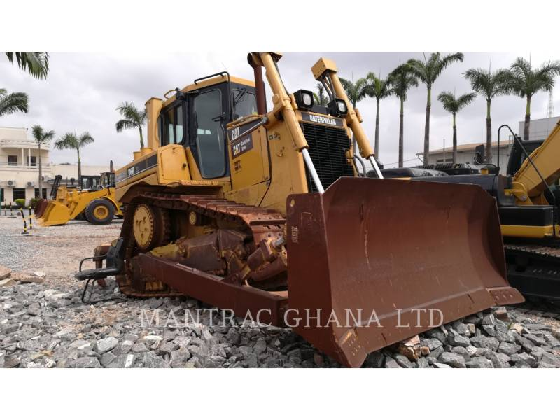 CATERPILLAR TRACK TYPE TRACTORS D6RIIIXL equipment  photo 1