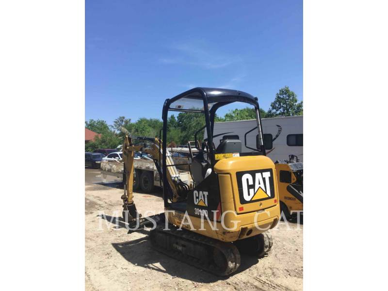CATERPILLAR ESCAVATORI CINGOLATI 301.7D equipment  photo 4