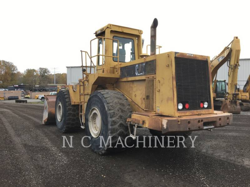 CATERPILLAR CARGADORES DE RUEDAS 980C equipment  photo 4