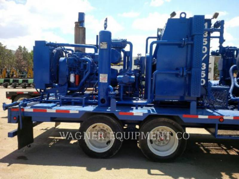 SULLAIR AIR COMPRESSOR 1350XHA equipment  photo 4
