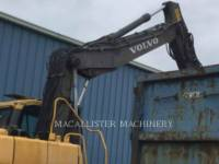 VOLVO CONSTRUCTION EQUIPMENT ホイール油圧ショベル EW180 equipment  photo 16