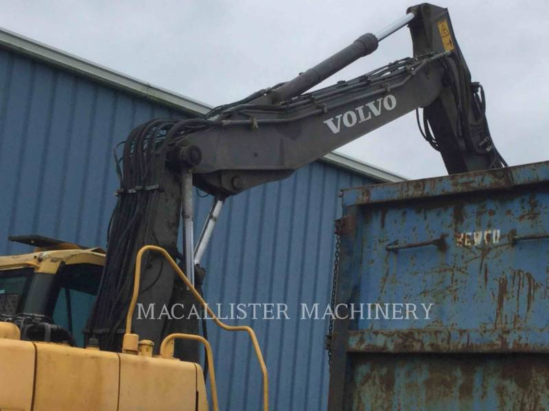 VOLVO CONSTRUCTION EQUIPMENT WHEEL EXCAVATORS EW180 equipment  photo 16