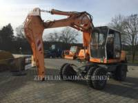 Equipment photo ATLAS 1304M WHEEL EXCAVATORS 1