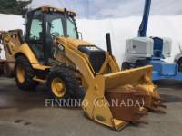 Equipment photo CATERPILLAR 420FST CHARGEUSES-PELLETEUSES 1