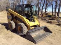 CATERPILLAR MINICARGADORAS 262D equipment  photo 2