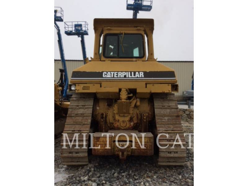 CATERPILLAR KETTENDOZER D8L equipment  photo 4