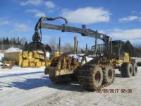 CATERPILLAR FORESTRY - FORWARDER 574 equipment  photo 3