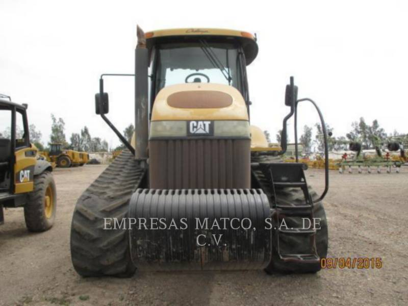 AGCO-CHALLENGER TRACTEURS AGRICOLES MT755B equipment  photo 1