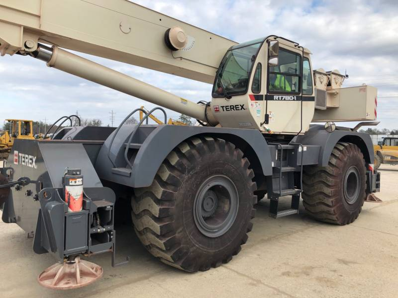 TEREX CORPORATION CRANES RT780 equipment  photo 2