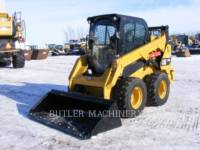 CATERPILLAR CHARGEURS COMPACTS RIGIDES 242 D equipment  photo 1