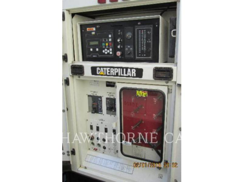 CATERPILLAR PORTABLE GENERATOR SETS XQ230 equipment  photo 8