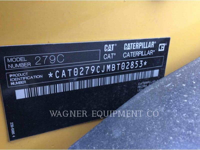 CATERPILLAR PALE CINGOLATE MULTI TERRAIN 279C equipment  photo 5