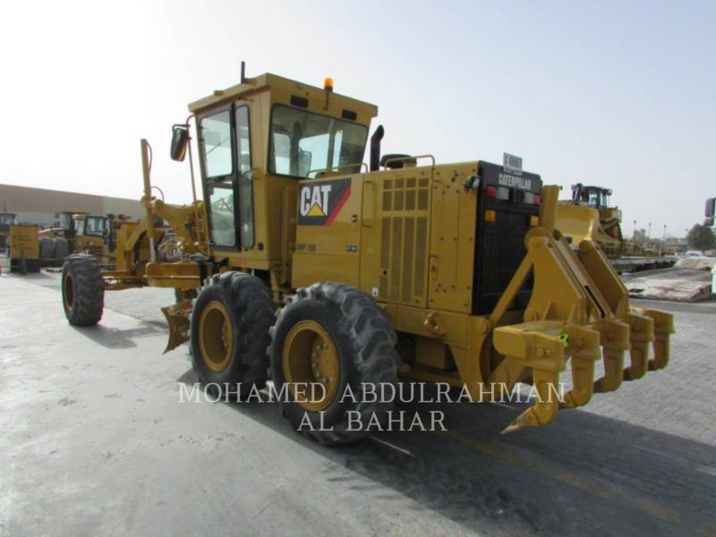 CATERPILLAR NIVELEUSES 140 K equipment  photo 3