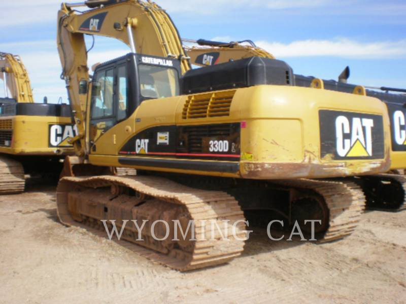 CATERPILLAR トラック油圧ショベル 330DL equipment  photo 7