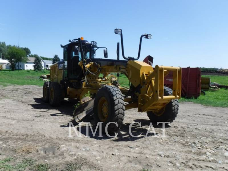 CATERPILLAR MOTORGRADER 12M2 equipment  photo 4