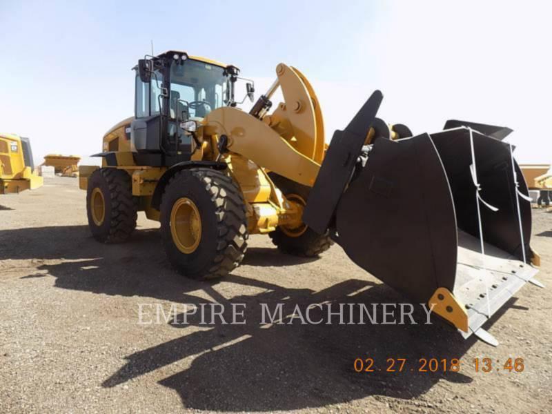 CATERPILLAR RADLADER/INDUSTRIE-RADLADER 938M equipment  photo 1