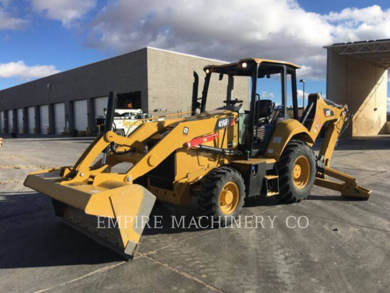 CATERPILLAR CHARGEUSES-PELLETEUSES 416F2 4EO equipment  photo 2