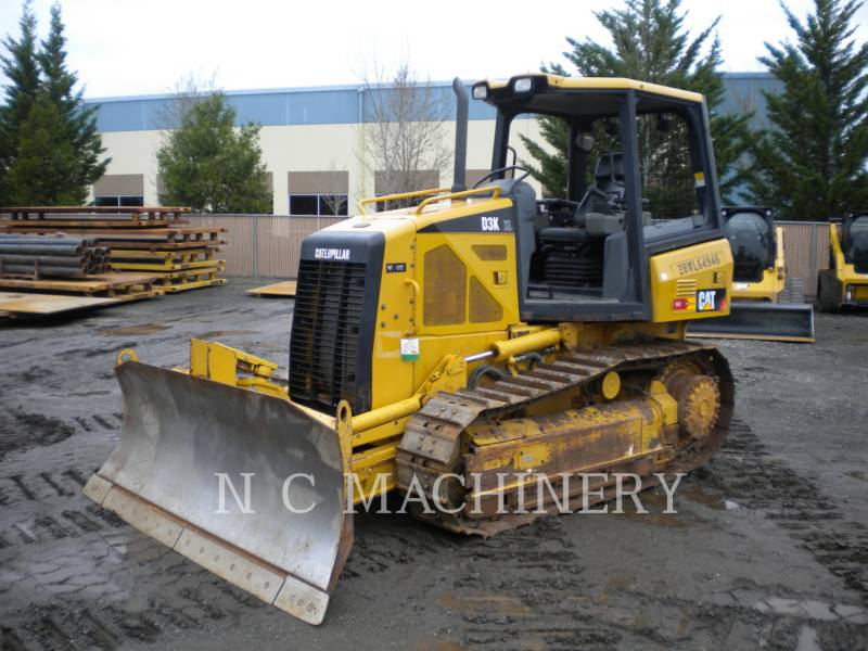 CATERPILLAR TRACTORES DE CADENAS D3K XLCN equipment  photo 1