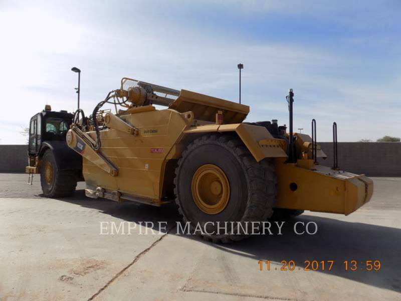 CATERPILLAR WHEEL TRACTOR SCRAPERS 623K    ST equipment  photo 3