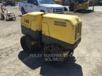 Equipment photo WACKER CORPORATION RTSC2 COMPACTOARE 1