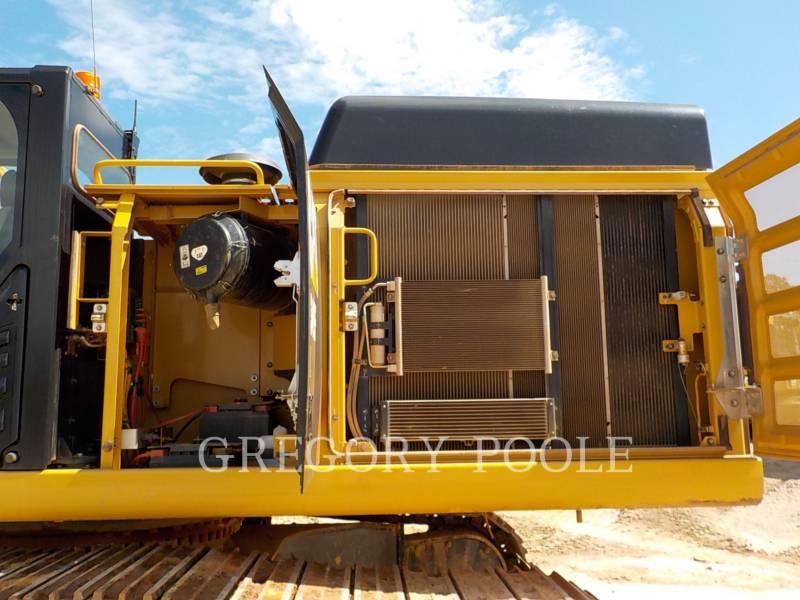 CATERPILLAR TRACK EXCAVATORS 349F L equipment  photo 13