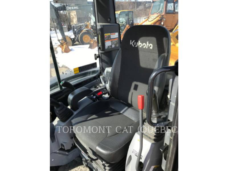 KUBOTA CORPORATION EXCAVADORAS DE CADENAS KX040-4 equipment  photo 10