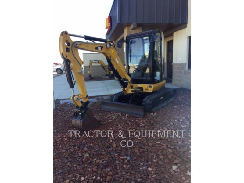 CATERPILLAR TRACK EXCAVATORS 302.7DCRCB equipment  photo 1