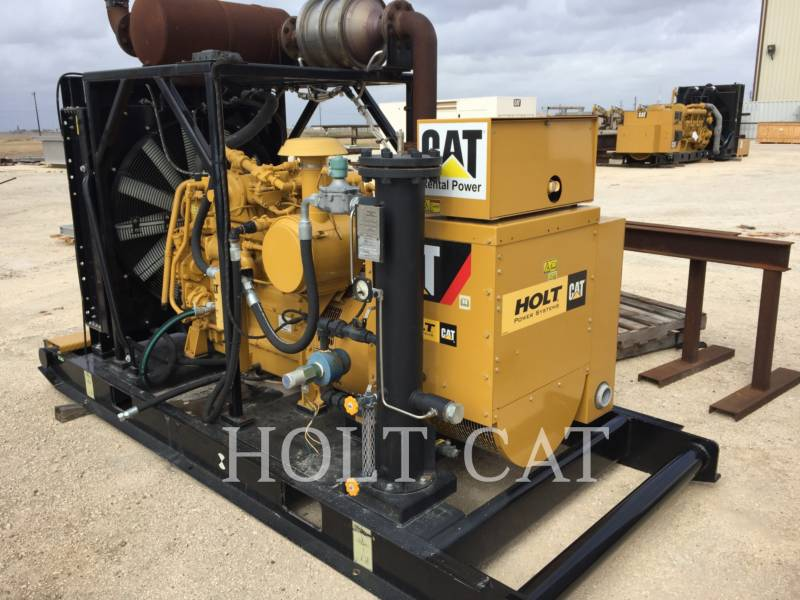 CATERPILLAR STACJONARNY - GAZ ZIEMNY (OBS) G3306 equipment  photo 3