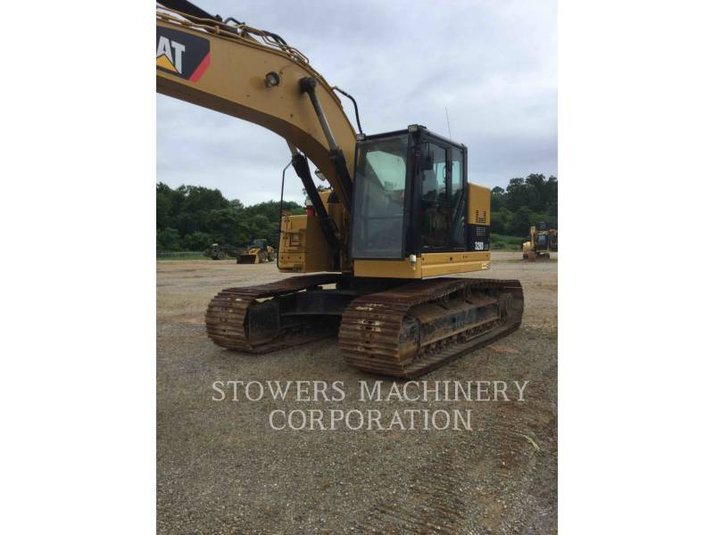 CATERPILLAR KETTEN-HYDRAULIKBAGGER 328DL equipment  photo 13