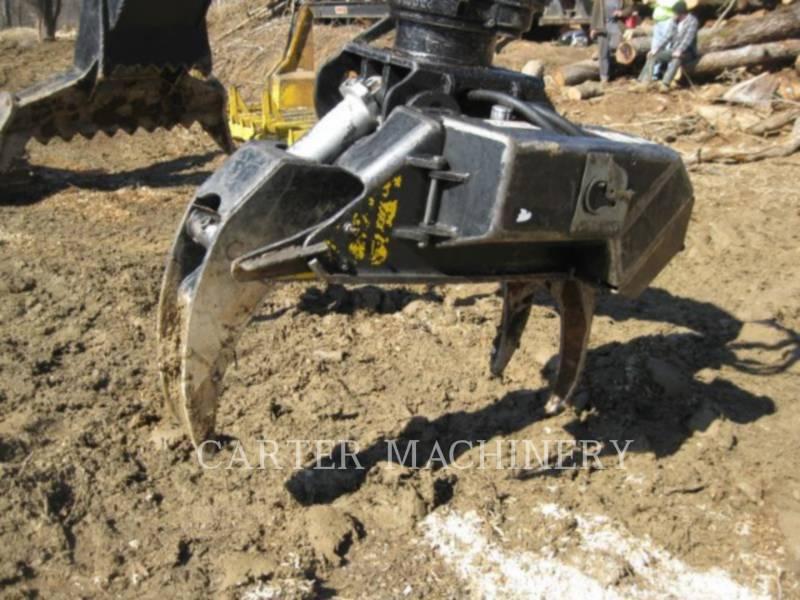 CATERPILLAR TRACK EXCAVATORS 320D FM equipment  photo 9