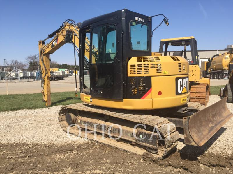 CATERPILLAR EXCAVADORAS DE CADENAS 308DCR SB equipment  photo 1