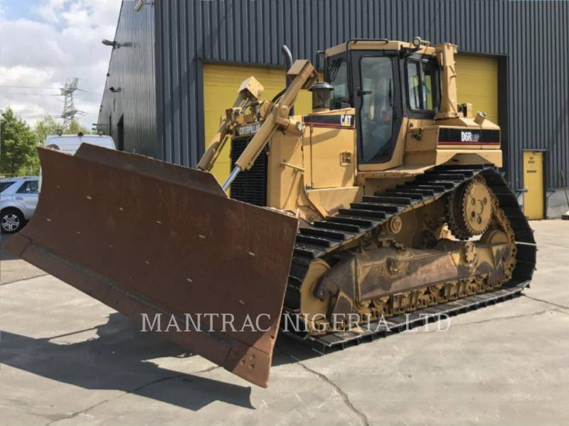 CATERPILLAR TRACTEURS SUR CHAINES D 6 R LGP SERIES 3 equipment  photo 2