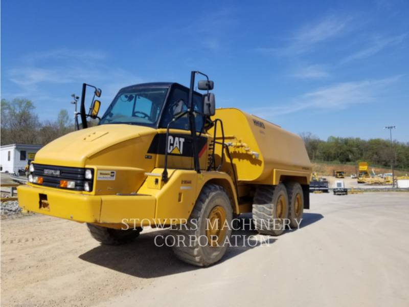 CATERPILLAR KNIKGESTUURDE TRUCKS 730 equipment  photo 3
