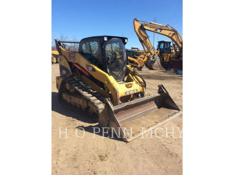 CATERPILLAR MULTI TERRAIN LOADERS 299C equipment  photo 4