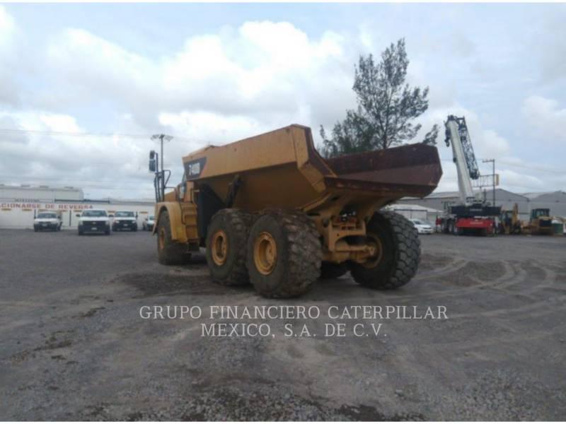 CATERPILLAR CAMINHÕES ARTICULADOS 740B equipment  photo 13