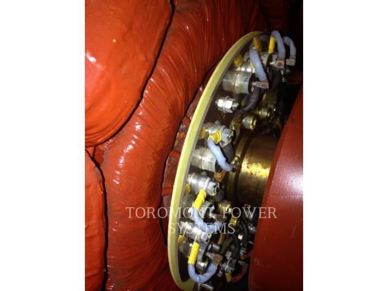 CATERPILLAR SYSTEMBAUTEILE 1500KW 480 VOLTS 60HZ SR5 equipment  photo 3